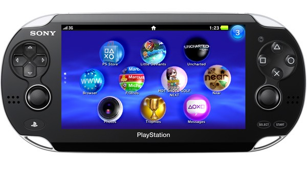 PSP2 (NGP) First Look