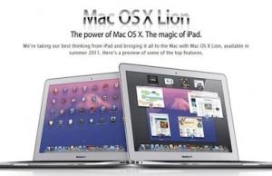 Mac OS 10.7 Developer Preview