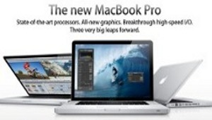 All New MacBook Pros for 2011
