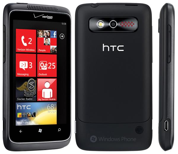 Top 5 Verizon Phones