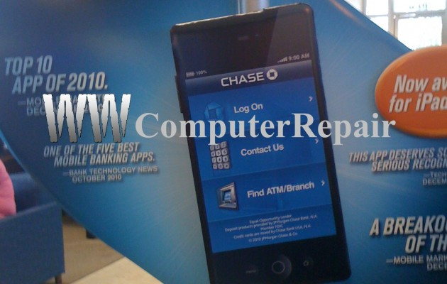Chase poster leaks next iPhone?!?!