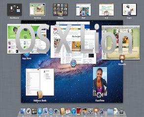 Mac OS X Lion Relesed