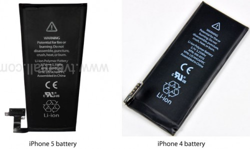 iPhone 5 parts leaked!!!!