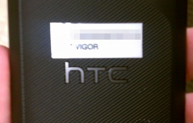 Exclusive: HTC Vigor First Look!!!