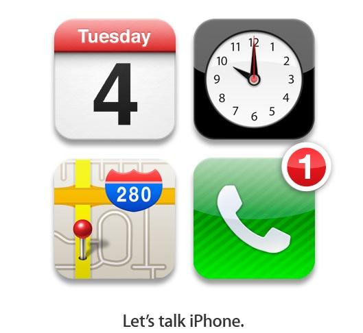 Let's Talk iPhone Liveblog