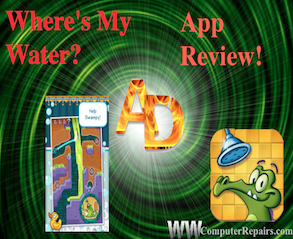 Where&#8217;s My Water? &#8211; App Review &#8211; Application Domination