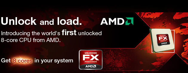 AMD FX Processors Out Now!