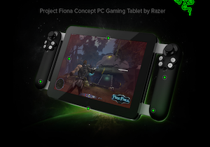 A Gaming Tablet by Razer