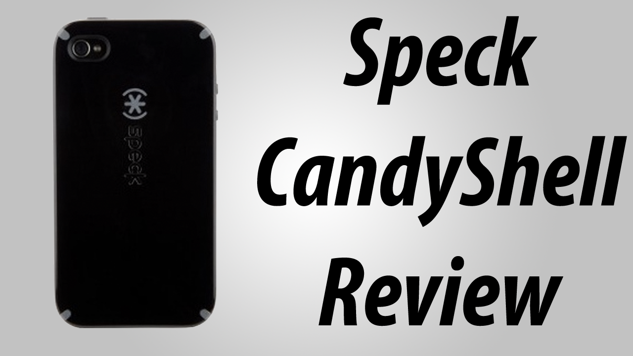 Speck CandyShell Case Review