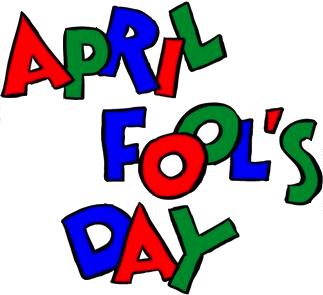 Internet and April Fools 2012