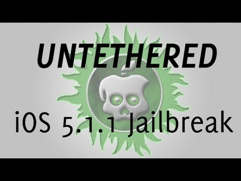 Untethered iOS 5.1.1 Jailbreak (Absinthe 2.0)