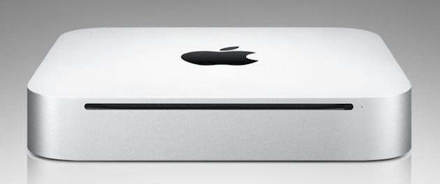 Apple Refreshes Mac Mini