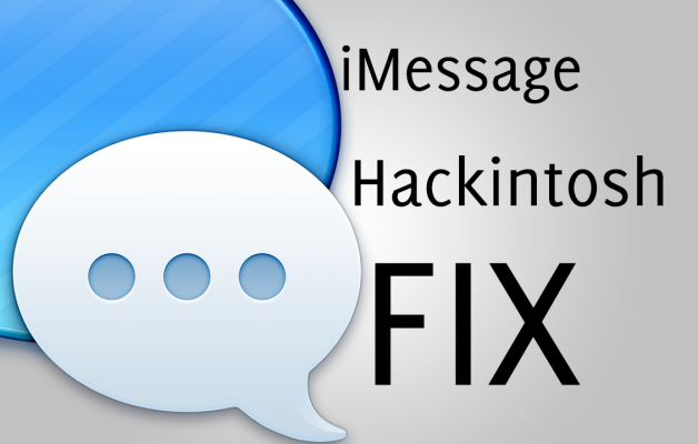 How To Fix iMessage on a Hackintosh Using Chameleon
