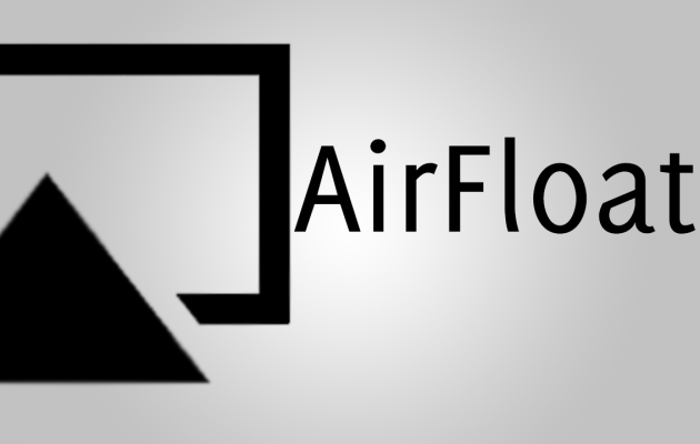 AirFloat &#8211; Use iOS Devices as AirPlay Speakers