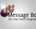 Message Box – Integrate Facebook Chat Heads into iOS