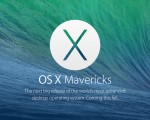 Apple Reveals Mac OS 10.9 Mavericks