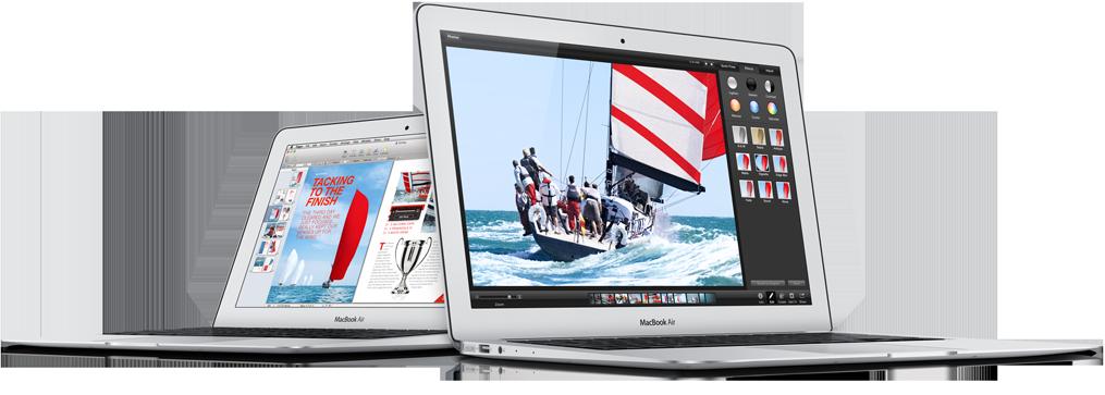 New 2013 MacBook Air