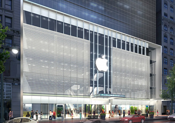Apple Store 2.0 is here!