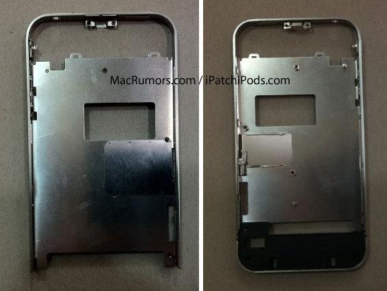 iPhone 4S leaked casing design!?!?!