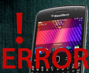 Blackberry Woes Continue