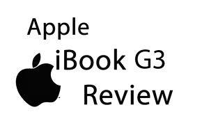 iBook G3 Review