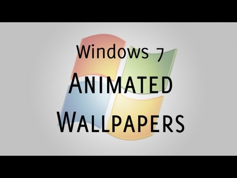 Animated Wallpapers for Windows 7