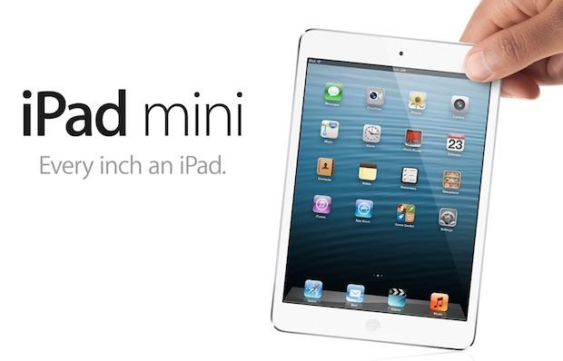 iPad Mini Released